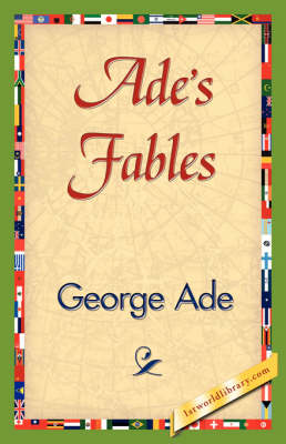 Ade's Fables (Paperback)