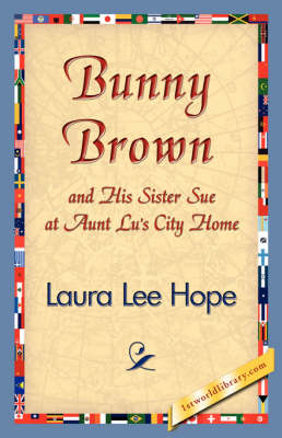 Bunny Brown and His Sister Sue at Aunt Lu's City Home - Bunny Brown and His Sister Sue (Paperback) (Paperback)