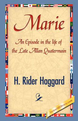 Marie (Hardback)