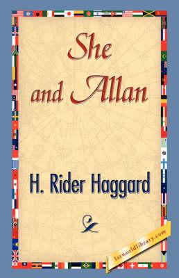 She and Allan (Hardback)