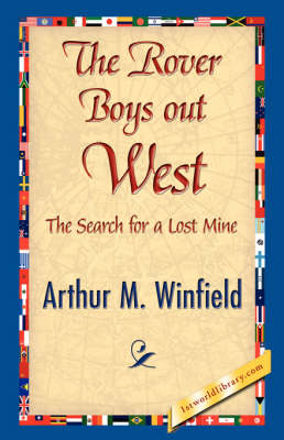 The Rover Boys Out West (Paperback)