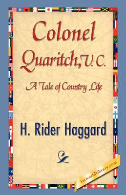 Colonel Quaritch (Paperback)