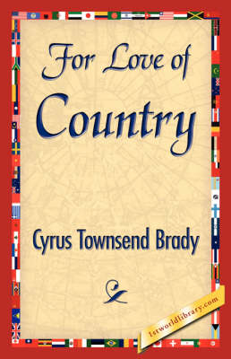 For Love of Country (Hardback)