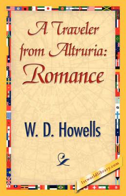 A Traveler from Altruria: Romance (Paperback)