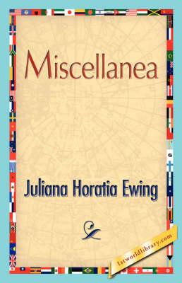 Miscellanea (Paperback)