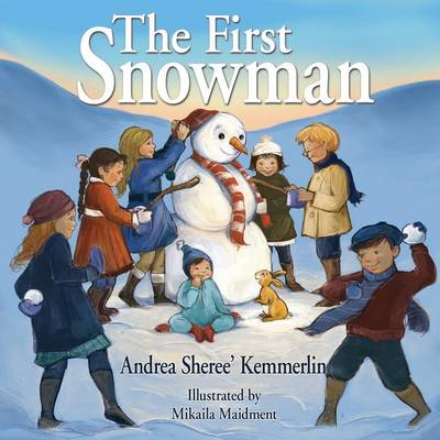 The First Snowman (Paperback)