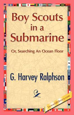 Boy Scouts in a Submarine (Hardback)
