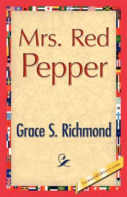 Mrs. Red Pepper (Hardback)
