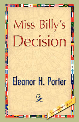 Miss Billy's Decision (Paperback)