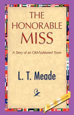 The Honorable Miss (Hardback)