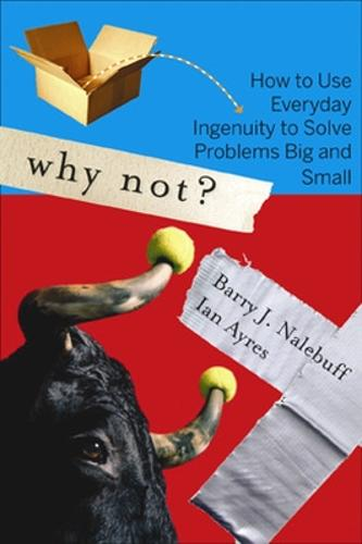 Why Not?: How to Use Everyday Ingenuity to Solve Problems Big And Small (Paperback)