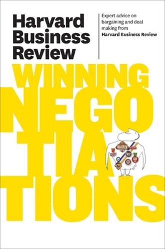 Harvard Business Review on Winning Negotiations - Harvard Business Review (Paperback)