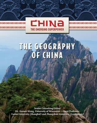 Geography of China - Emerging Superpower (Hardback)