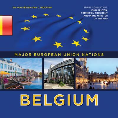 Belgium - European Nations (Hardback)