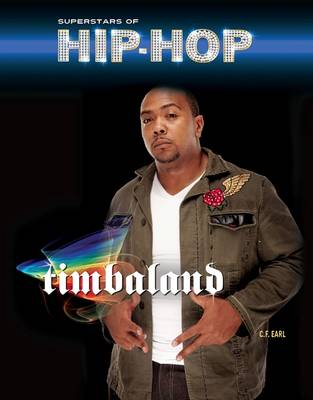 Timbaland - Superstars of Hip Hop (Hardback)