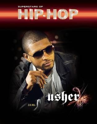 Usher - Superstars of Hip Hop (Hardback)