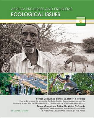 Ecological Issues - Africa Progress and Problems (Hardback)