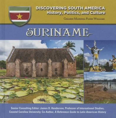Suriname - Discovering South America (Hardback)