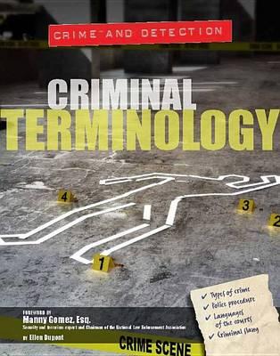 Criminal Technology - Crime and Detection (Hardback)