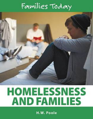 Homelessness and Families - Families Today (Hardback)