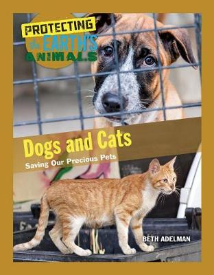 Dogs and Cats: Saving Our Precious Pets - Protecting the Earth's Animals 8 (Hardback)