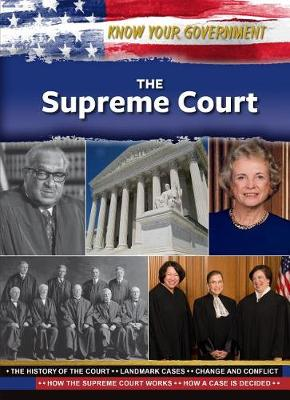 The Supreme Court - Know Your Government (Hardback)