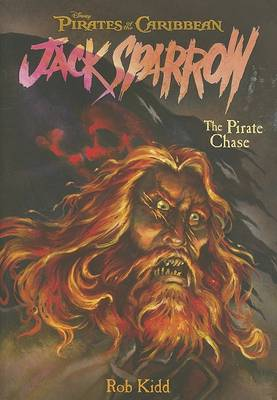 Jack Sparrow the Pirate Chase (Paperback)
