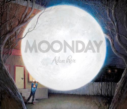 Moonday (Hardback)