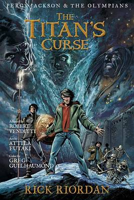 The Titan's Curse: The Graphic Novel (Paperback)