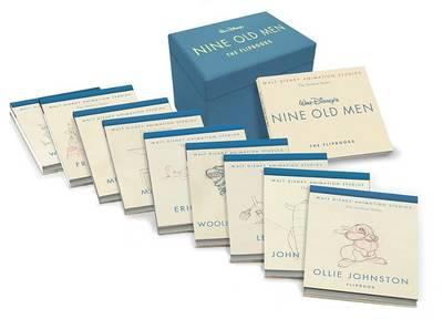 Walt Disney Animation Studios The Archive Series: Walt Disney's Nine Old Men
