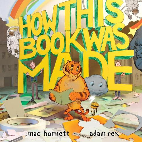 How This Book Was Made (Hardback)