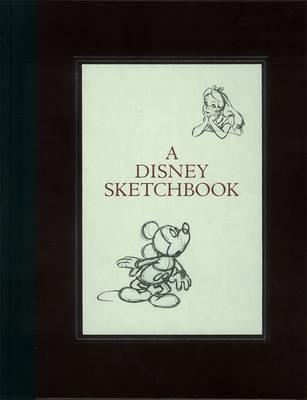 A Disney Sketchbook (Hardback)