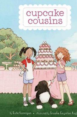 Cupcake Cousins (Hardback)