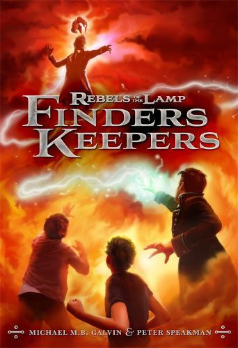 Finders Keepers (Hardback)