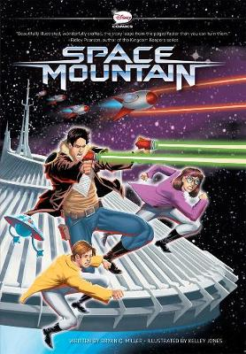 Space Mountain: A Graphic Novel (Hardback)