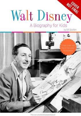 Walt Disney: Drawn From Imagination (Paperback)