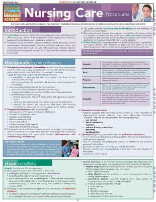 Nursing Care Procedures