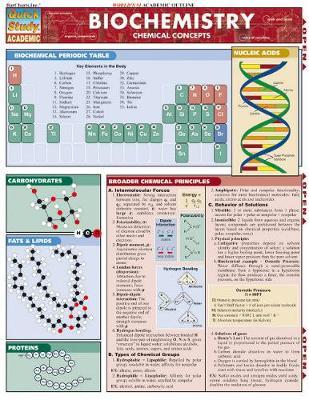 Biochemistry: Reference Guide