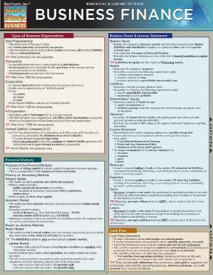 Business Finance: Reference Guide