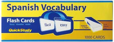 Spanish Vocabulary