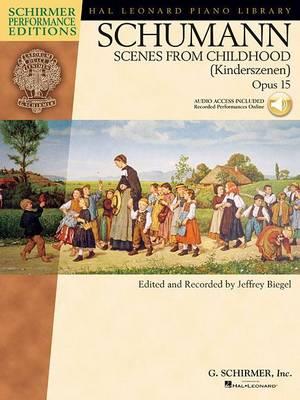 Robert Schumann: Scenes From Childhood Op.15 (Paperback)