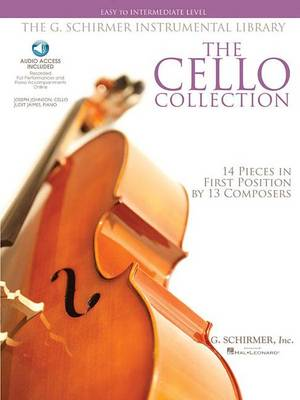 The Cello Collection - Easy/Intermediate (Book/Online Audio) (Paperback)