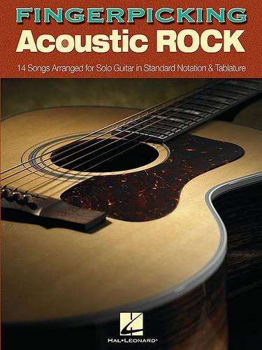 Fingerpicking Acoustic Rock (Paperback)