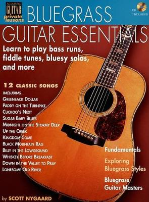 Bluegrass Guitar Essentials (Paperback)