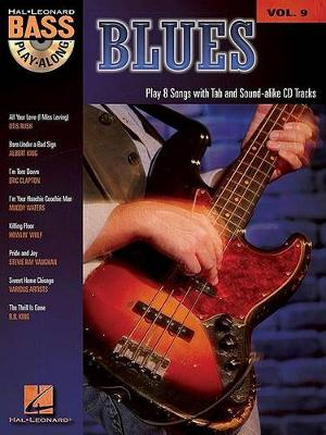 Blues Bass Play-Along (Book/CD) (Paperback)