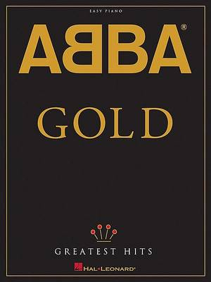 ABBA Gold Greatest Hits Easy Piano (Paperback)