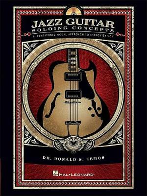 Jazz Guitar Soloing Concepts (Paperback)