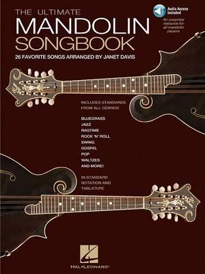 The Ultimate Mandolin Songbook (Book/Online Audio) (Paperback)