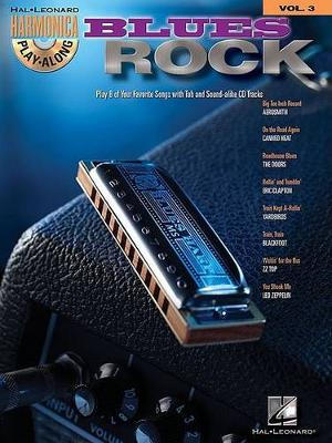 Harmonica Play-Along Volume 3: Blues Rock (Paperback)