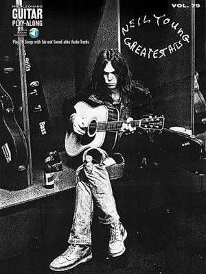 Guitar Play-Along Volume 79: Neil Young Greatest Hits (Paperback)